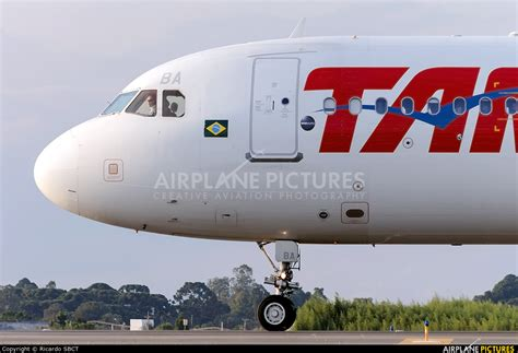 Pr Mba by Pr Mba Tam Airbus A320 At Curitiba Afonso Pena Photo