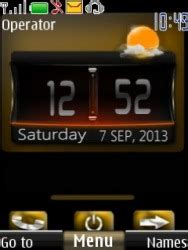 htc clock themes free download download free htc live clock s40 mobile phone theme 1002