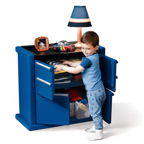 Step 2 Dresser by Tool Chest Dresser Storage Step2