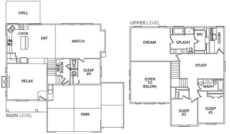 corey barton homes floor plans house design ideas