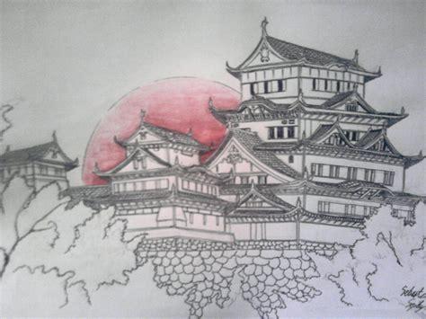 himeji castle by sejbyl on deviantart