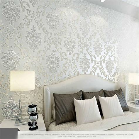 wallpaper on bedroom walls best 25 bedroom wallpaper ideas on pinterest tree