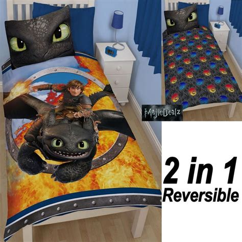 Bed Cover My Panel how to your 2 toothless single panel duvet