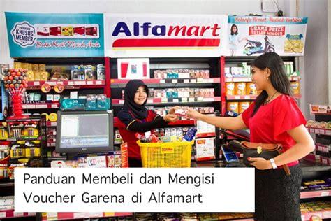 Voucher Wifi Id Di Alfamart cara membeli dan mengisi voucher pb garena di alfamart