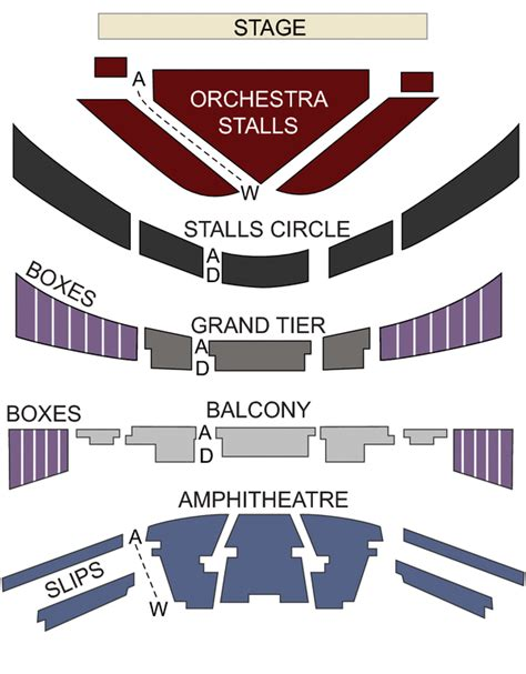 royal opera house seating plan view royal opera house london seating chart stage london theatreland