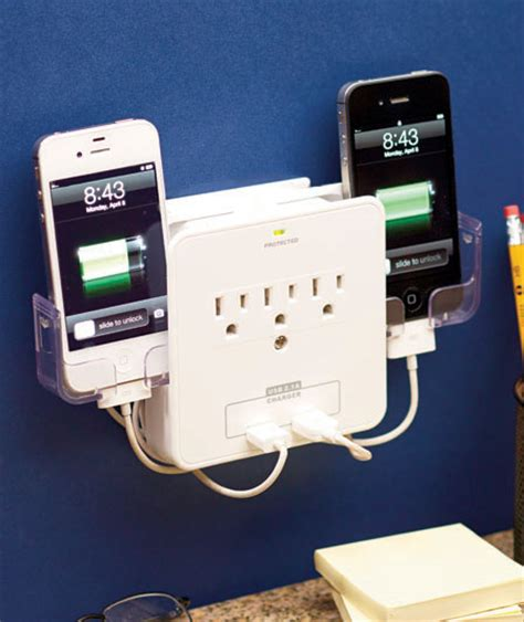 smartphone charging station lakeside collection blog lakeside collectionlakeside