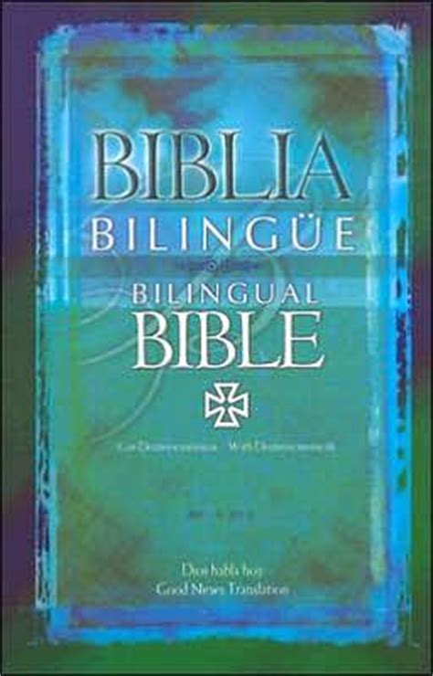bilingual bible spanish spanish english bilingual catholic bible by american bible society hardcover barnes noble