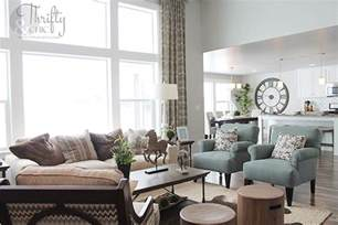 model homes decor thrifty and chic diy projects and home decor