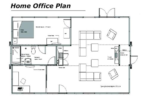 home layout planner home office size office dimensions home office size