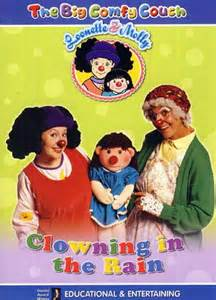 the big comfy clowning in the new dvd ebay