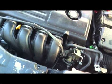 toyota fuel pressure regulator location get free image