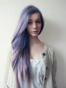 purple gray hair color ombre hair cool hairstyles