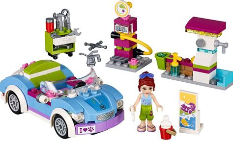 Lego Friends Auto by Lego 41091 Friends Mia S Roadster Kopen Olgo Nl