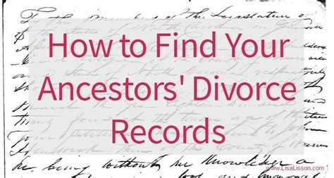How Can I Find Divorce Records For Free 1000 Ideas About Genealogy Forms On Genealogy Pedigree Chart And Family