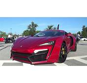 $34m Lykan Hypersport 770 HP BEAST From Fast &amp Furious