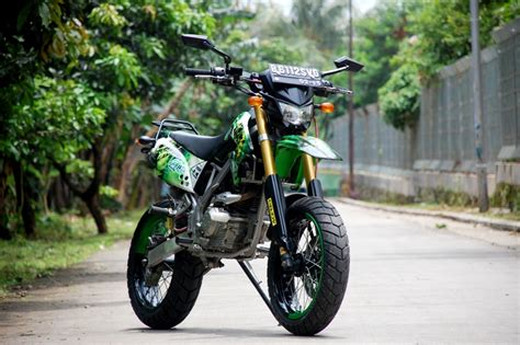 Klx Supermoto by Kawasaki Klx Motard
