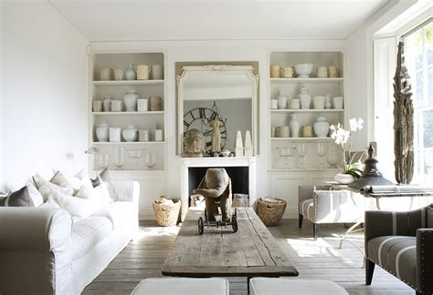 and out chic interiors grey washed wood