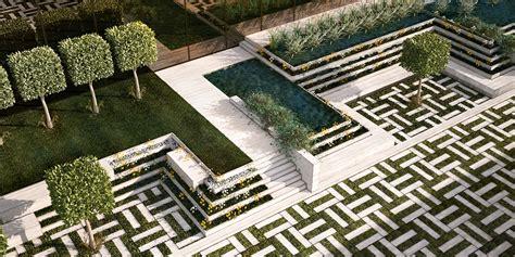 increasing use of 3d architecture in landscape designing photoshop landscape bird s eye beatiful landscape