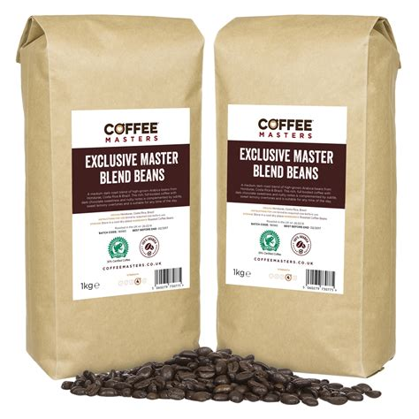 Blend Coffee Bean exclusive coffee blends coffee masters