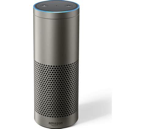Amazon Echo Plus   buy amazon echo plus silver free delivery currys