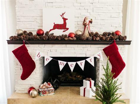 ghirlande natalizie per camino 1001 idee per ghirlande natalizie anche da realizzare fai