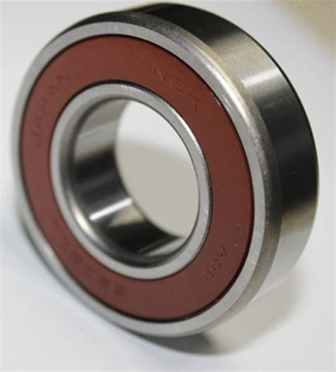 Bearing 6305 Nsk nsk automotive 6305dducm single row groove bearing 2 rubber seals