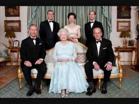 Princess Diana S Children by The Queen And Her Family Youtube