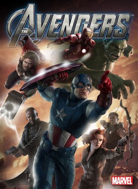 marvel film jobs the avengers fan made movie poster collider