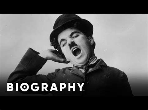 biography the charlie chaplin mini bio charlie chaplin youtube