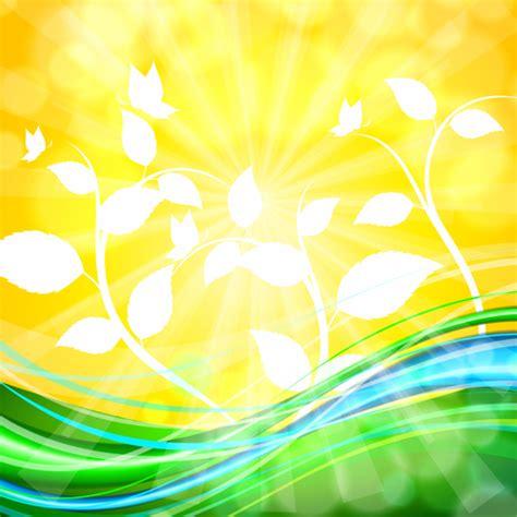 graphics design background yellow shiny yellow background vector graphics 03 vector