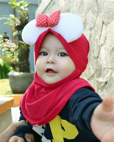 tutorial hijab untuk anak tk gambar foto anak kecil lucu pakai hijab bliblinews gambar