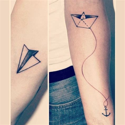 origami boat tattoo 19 best tattoo anker images on pinterest tattoo ideas