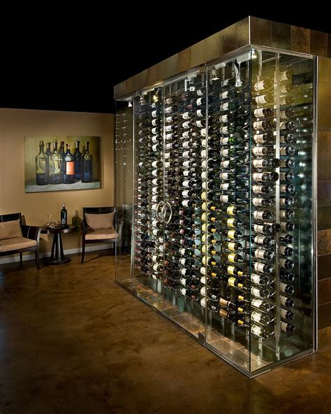 25 best ideas about glass wine cellar on cava