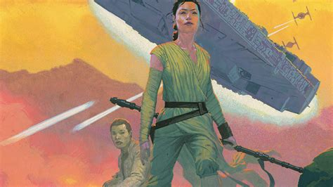 wars the awakens adaptation books return to wars the awakens in marvel s new