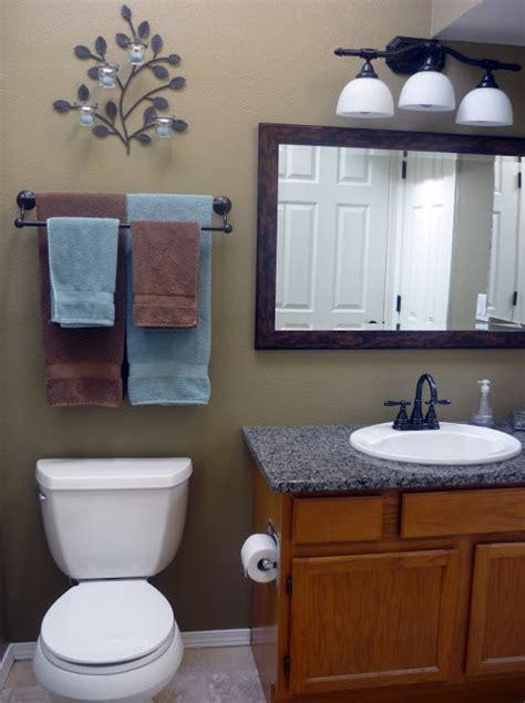 bathroom redos on the cheap snips spice bathroom redo