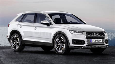 Audi G5 by 2017 Audi Q5 Speculative Render Sees Into The Future