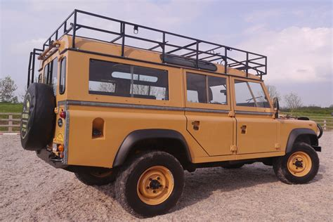 land rover camel land rover 110 camel trophy 2 25 diesel 110 station wagon