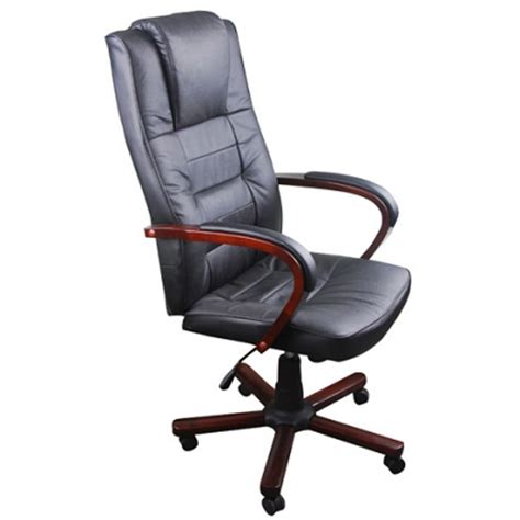 adjustable height office chair black office chair artificial leather height adjustable