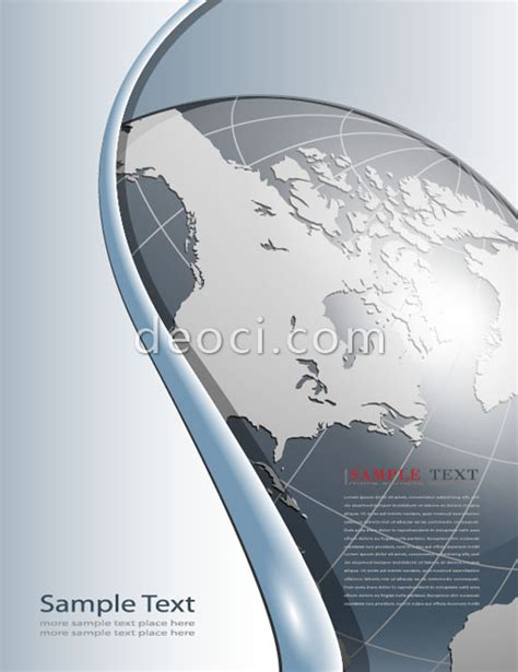 cover pages designs templates free white metal texture earth album cover design templates eps