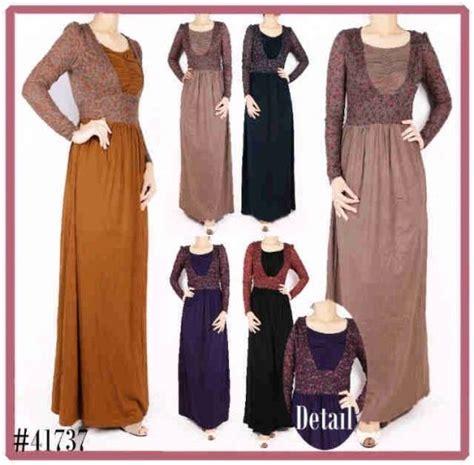 Brokat Maxy brokat model dress muslim maxi muslimah stuff to buy