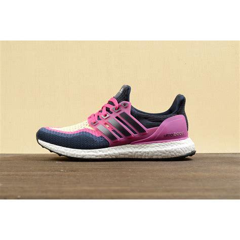adidas ultra boost pink black