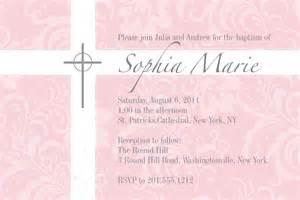 catholic baptism invitations dancemomsinfo com