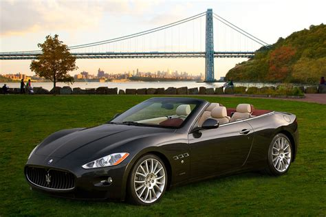maserati price 2010 2010 maserati granturismo convertible us pricing announced