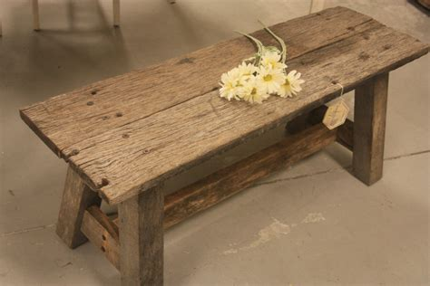 Handcrafted Wooden Benches - unavailable listing on etsy
