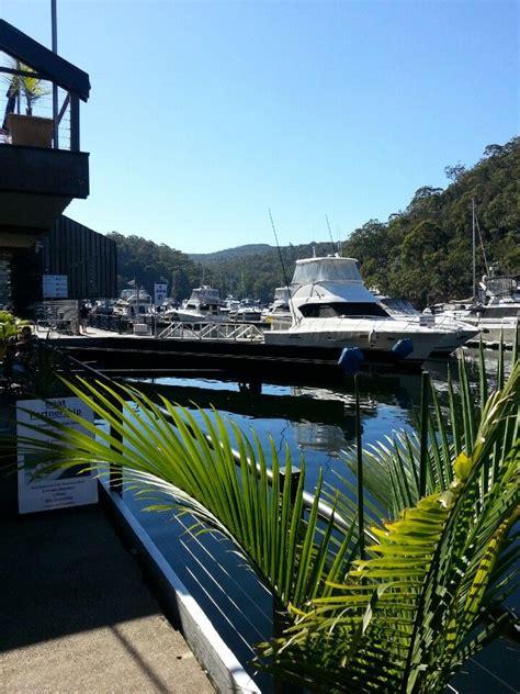 bay boats fish and chips akuna bay marina nsw oz cracking selection of boats