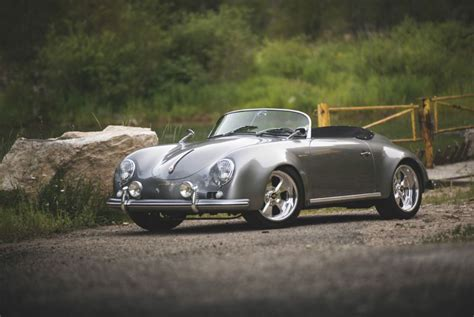 Porsche 356 For Sale Usa by Buy Used 1957 Porsche 356 Custom Replica In Crooks South