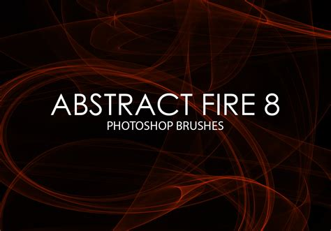abstract pattern brushes photoshop free abstract fire photoshop brushes 8 free photoshop