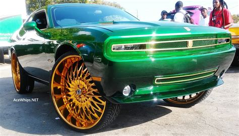 challenger on swangas dodge challenger on swangas motorcycle review and galleries