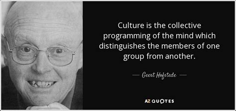 QUOTES BY GEERT HOFSTEDE   A Z Quotes