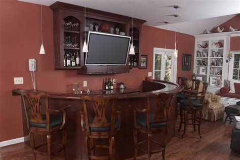 bar house custom home bars